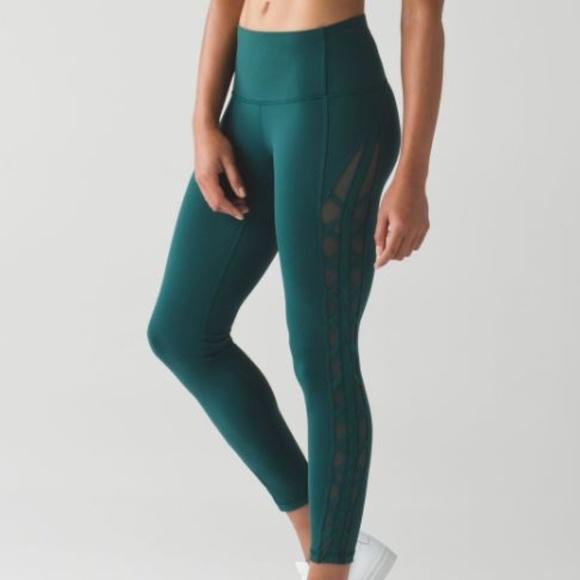 87111c370 lululemon athletica Pants - Rare Lululemon High Times Essential Rhythm Pant
